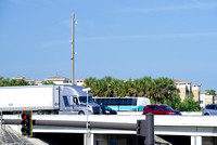 An intelligent transportation systems (ITS) installation along I-4 in Central Florida